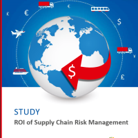 Erste Return-on-Investment (ROI) Studie für Supply Chain Risikomanagement